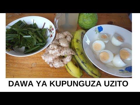 dawa-ya-kupunguza-uzito-kwa-muda-mfupi-sana