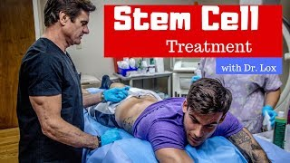 Stem Cell Therapy | Full Treatment!