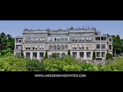 Lake Geneva Lake Path | Lake Geneva Mansions Tour