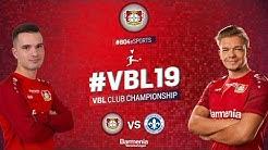 FIFA 19: Bayer 04 Leverkusen vs SV Darmstadt   VBL - 12. Spieltag
