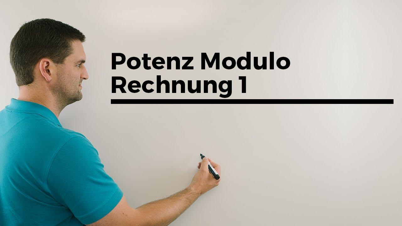 potenz modulo rechnung 1 modulo operation unimathematik. Black Bedroom Furniture Sets. Home Design Ideas