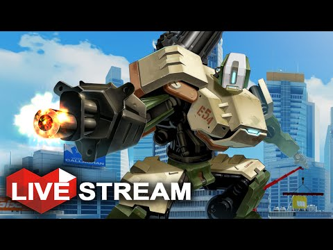 Overwatch Gameplay | Bastion is a BEAST | Multiplayer Live Stream (BETA)