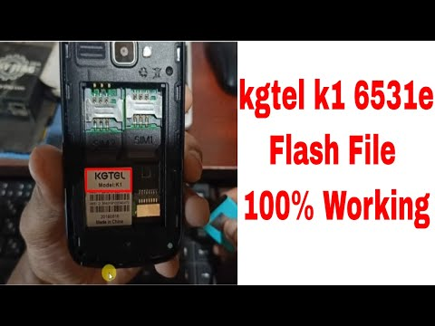 kgtel k1 6531e Flash File Download