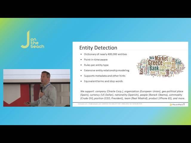 Using the Cloud to Process Unstructured Big Data - Jason Cornez - JOTB16