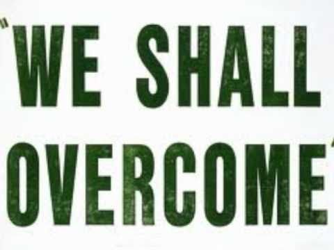 WOLFETONES:WE SHALL OVERCOME:(slideshow Video)