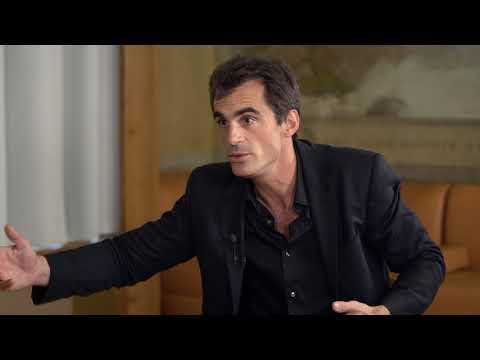 Traits d'Union - Interview de Raphaël Enthoven - version longue