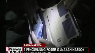 BNN Cilacap menggelar razia disejumlah tempat hiburan malam - iNews Pagi 30/08