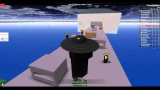 [MRF] Raid on Robloxian Military Recruitment Center #1