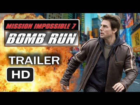 NEW - Mission Impossible 7 - 2020 Movie Trailer Parody