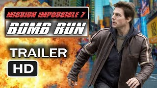 Mission Impossible 7 - (2020 Movie Trailer) - Parody