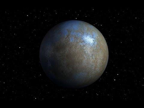 10 фактов о карликовой планете Церера