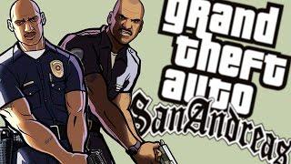 GTA SAN ANDREAS Mods #44 - DERROTANDO OS CRIMINOSOS DE LAS VENTURAS