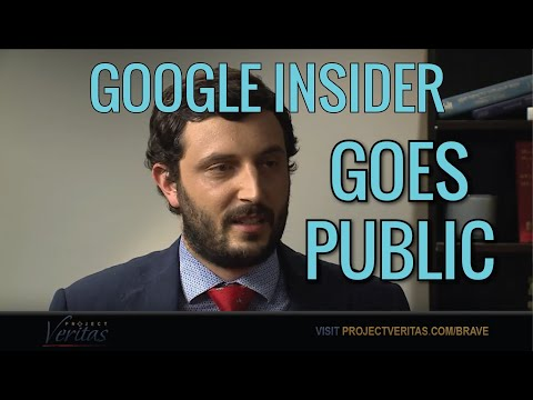 Mike Broomhead - Google Executive Says They Definitely Take Sides Politically