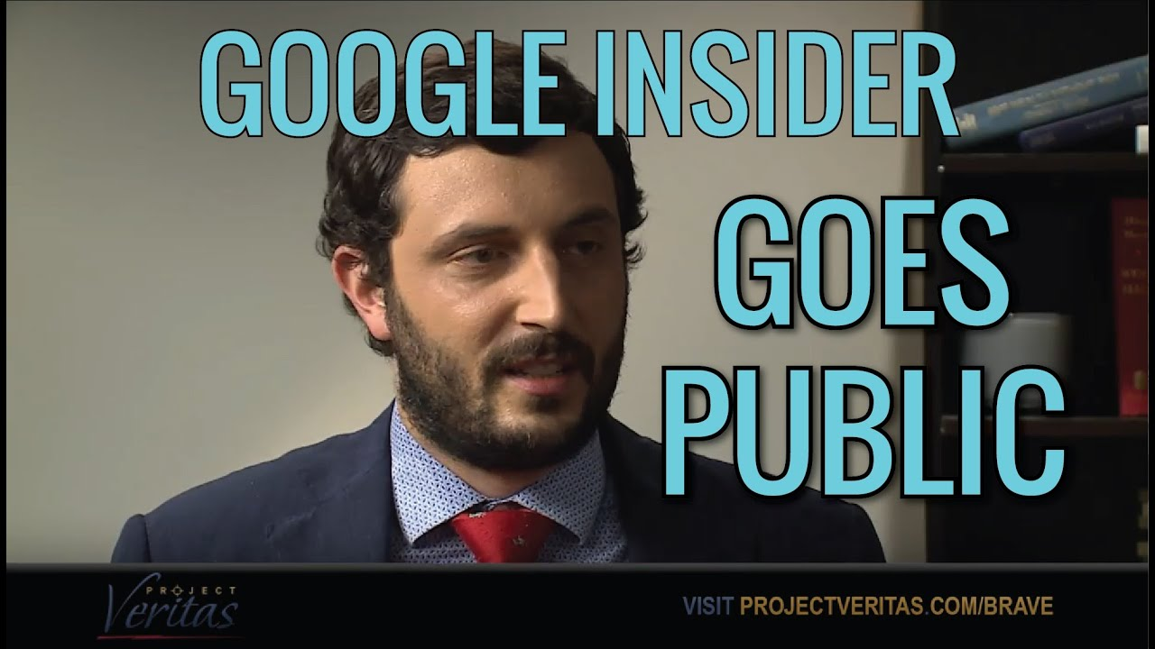 """Current Sr. Google Engineer Goes Public on Camera: Tech is """"dangerous,"""" """"taking sides"""