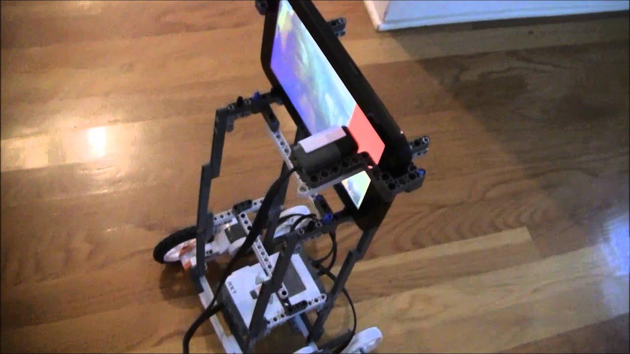 где взять схему gyro робота lego ev3