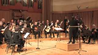 THE GODFATHER - Nino Rota - Orkester Mandolina Ljubljana - Maestro Andrej Zupan