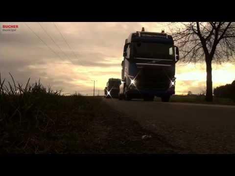 Bucher Municipal - Winter service for heavy-goods vehicle