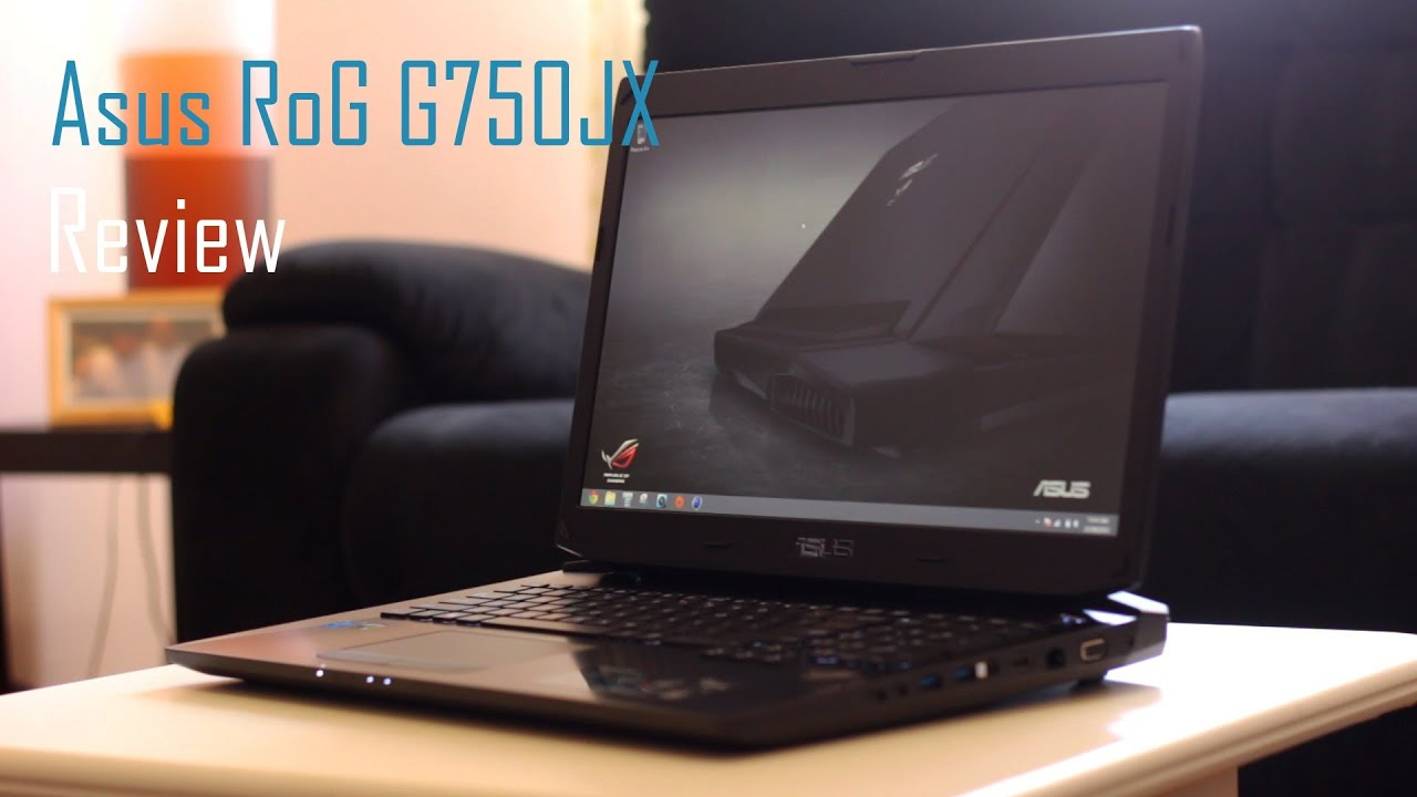Asus RoG G750JX Full Review