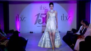 Reception: Unveiling the new wedding collection in Rajkot