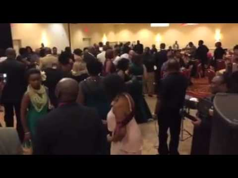 Hearts and Hands for Nevis Post Luncheon Dance Clip