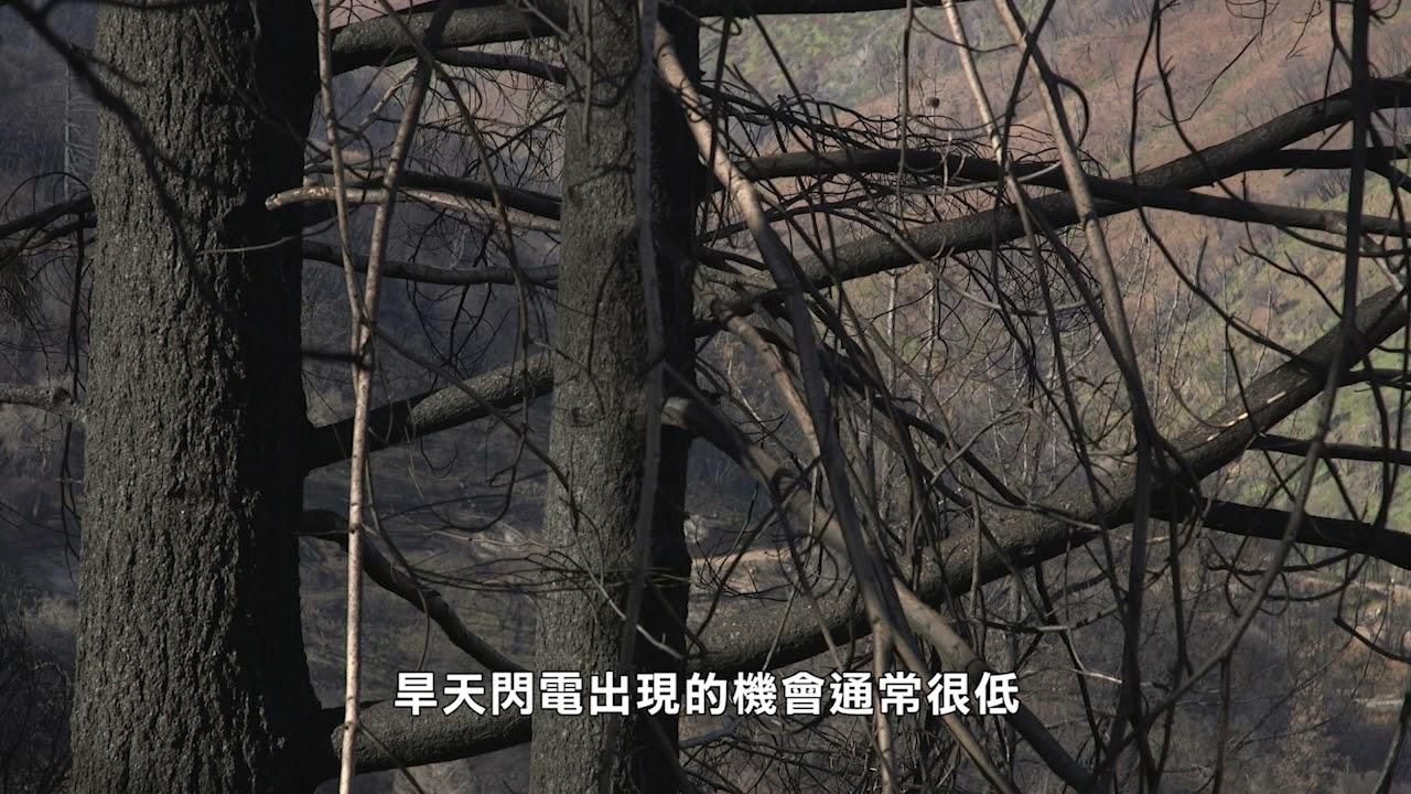 【天下新聞】灣區: 星期日及星期一 出現旱天雷電