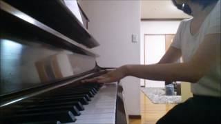 【ピアノ】アシタカとサン(Ashitaka And San)/久石譲(Joe Hisaishi)を弾いてみた(Piano Cover)【もののけ姫】