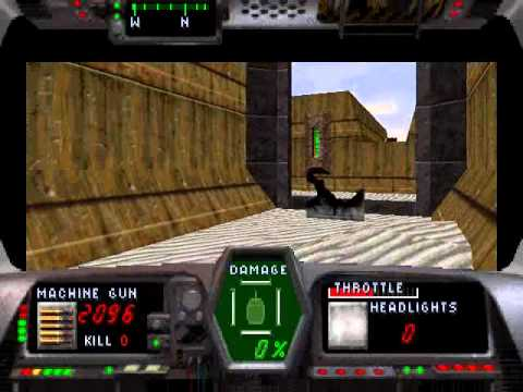 Download gunmetal | dos games archive.