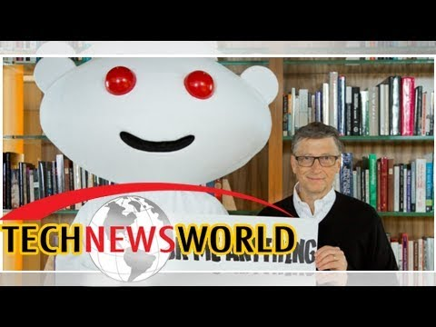 Bill gates' wicked sense of humor really shines on reddit — see for yourself