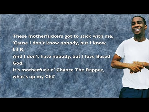 Chance The Rapper - Last Dance (ft. Lil B & Noname) - Lyrics