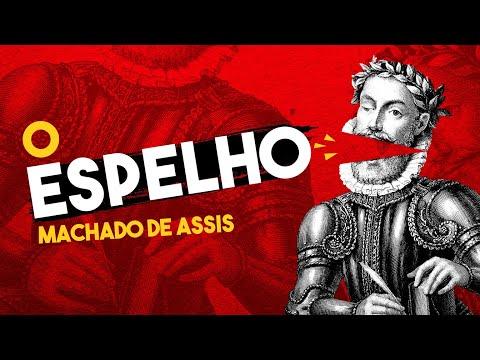 O Espelho, de Machado de Assis - by Ju Palermo, com participação especial do Prof. Varella!