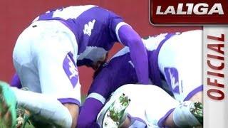 Todos los goles del Real Valladolid (3-1) RCD Mallorca - HD