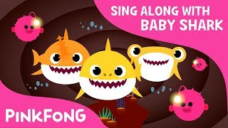 Adventure of Baby Shark | Sing Along with Baby Shark | Pinkfong Songs for Children