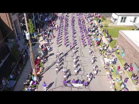 MT drone video – Old Settlers 2019