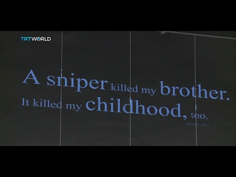 Showcase: 'War Childhood Museum' opens in Sarajevo