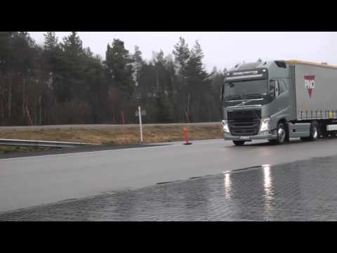 Volvo Trucks - Emergency braking system