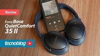 Bose QuietComfort 35 II - Review Tecnoblog