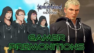 Gamer Premonitions: KH3 REMIND DLC