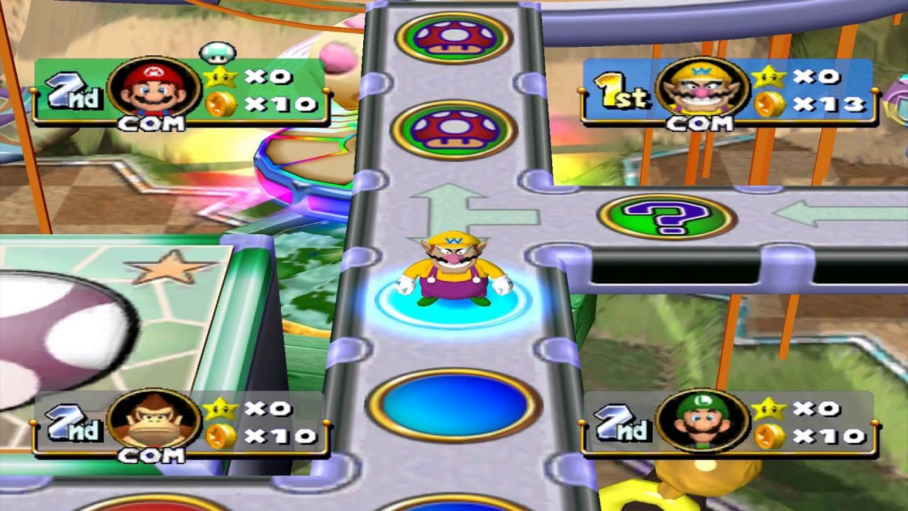 Image result for gamecube mario party 4