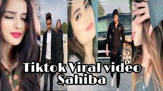 "Download Sahiba Song🎵 | Tiktok videos | ""Ve Mirzya"" Song🎶 Best Tiktok Videos👌"