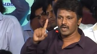 Cheran Speech : Vishal and Karthi Should Concentrate on Acting | Nadigar Sangam Election Campaign