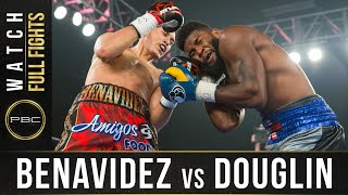 Benavidez vs Douglin FULL FIGHT: August 5, 2016 - PBC on ESPN