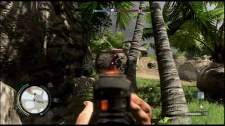 Far Cry 3 multiplayer gameplay #17