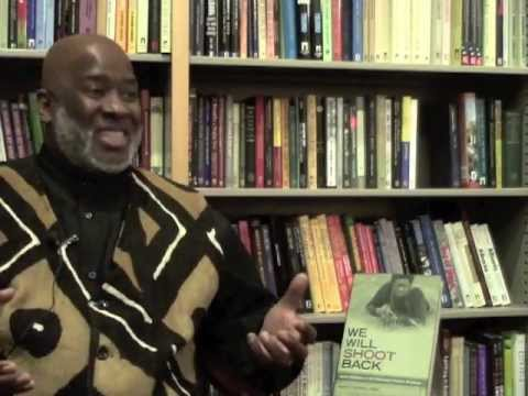 Prof. Umoja discusses why he wrote We Will Shoot Back