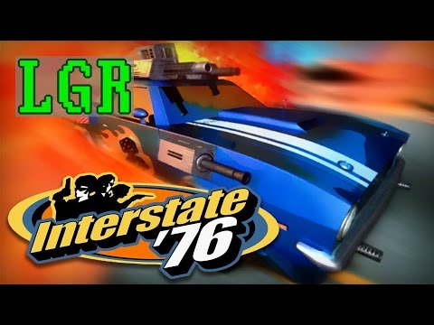 LGR - Interstate '76: Vehicular Combat Poetry [A Review]