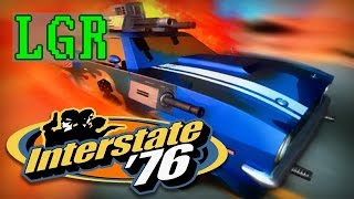 Lgr - Interstate '76: Vehicular Combat Poetry A Review