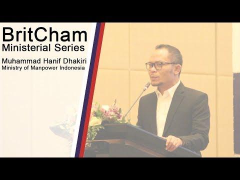 [Minister of Manpower Indonesia] _ Muhammad Hanif Dhakiri