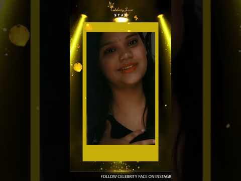 Celebrity Face Star Season 04 Audition Introduction of  Divya