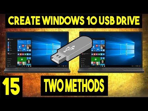Create Bootable Usb Drive For Windows 7/8/8.1/10 Using Rufus & Windows Media Creation Tool - Pt 15