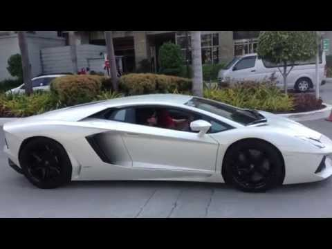 Resorts World Manila 3rd GRrrr Supercar Day (October 26, 2014) [UNCUT!]