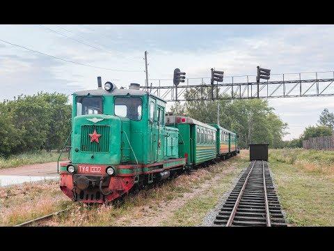 Поезда Урала: Екатеринбург, Реж, Алапаевск, Санкино